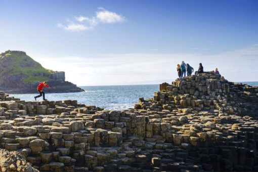 Belfast Mini Coach Giants Causeway Tour