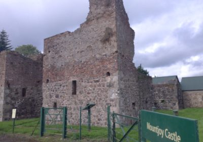 Mountjoy Castle
