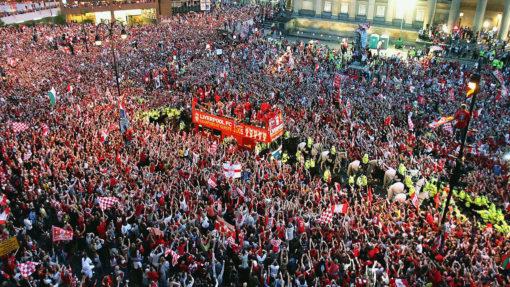 Liverpool Parade 2020